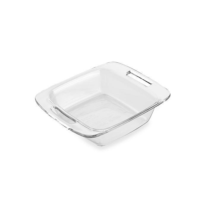 PyrexR 2 Qt Square Baking Dish