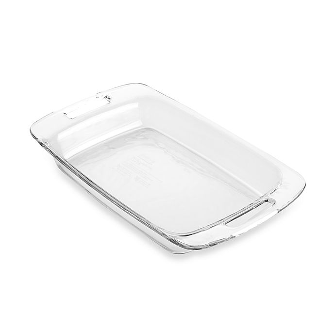 Alternate image 1 for Pyrex® 3 qt. Oblong Baking Dish