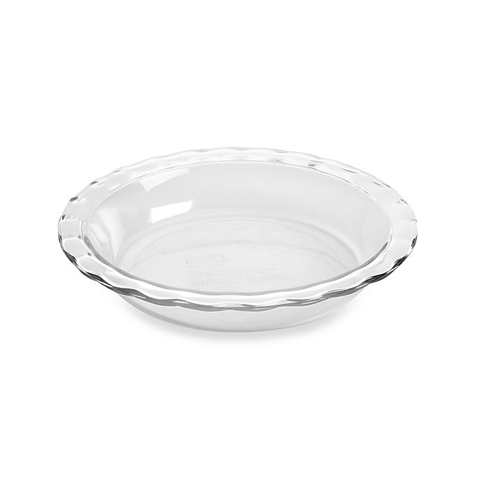 Alternate image 1 for Pyrex® 9.5-Inch Pie Plate