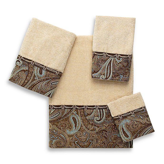 Alternate image 1 for Avanti Bradford Fingertip Towel