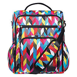 French Bull® Ziggy Condensed Convertible Backpack Diaper Bag