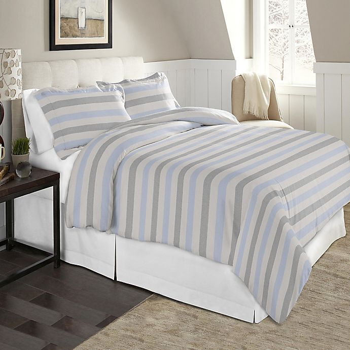 Alternate image 1 for Pointehaven 2-Piece Twin/Twin XL Duvet Cover Set