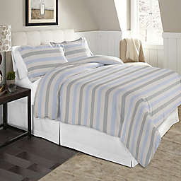 Pointehaven 2-Piece Twin/Twin XL Duvet Cover Set