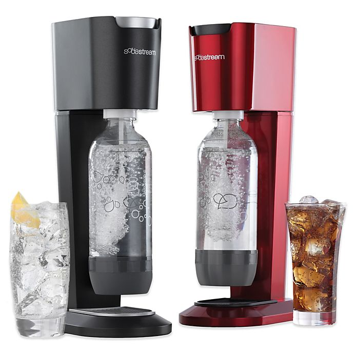 Alternate image 1 for SodaStream® Genesis Soda Maker