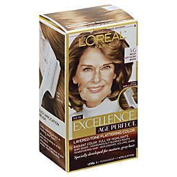 L'Oreal® Excellence® Age Perfect™ Hair Color 5G Medium Soft Golden Brown