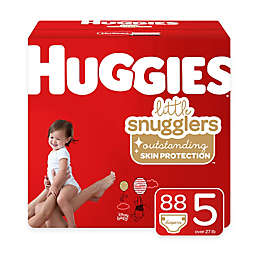 Huggies® Little Snugglers 88-Pack Size 5 Mega Colossal Diapers