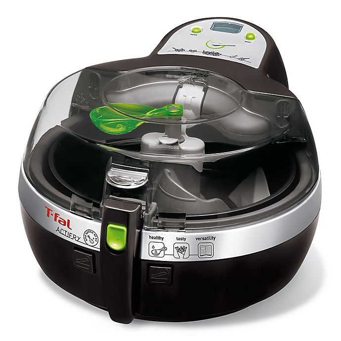 Alternate image 1 for T-Fal® ActiFry 1 qt. Low Fat Multi Cooker in Black