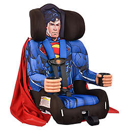 KidsEmbrace® DC Comics™ Superman Combination Booster Car Seat