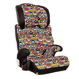 KidsEmbrace® DC Comics™ Justice League Chibi High Back Booster Car Seat