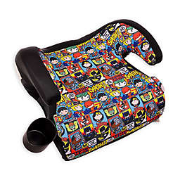KidsEmbrace® DC Comics™ Justice League Chibi Backless Booster Car Seat