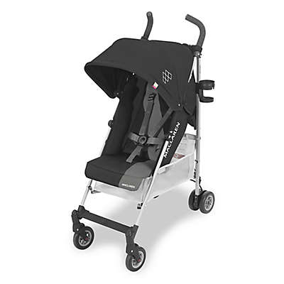 Maclaren® Triumph Style Set Stroller in Black/Charcoal