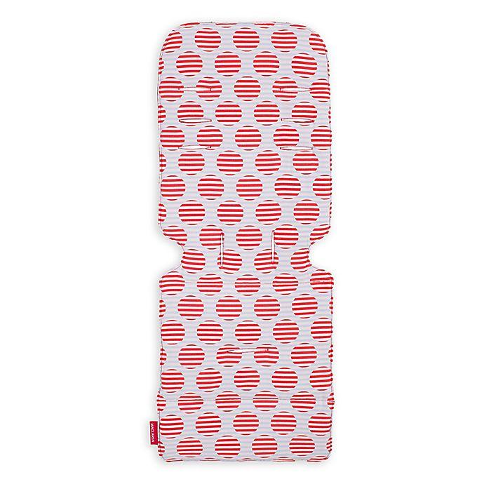 Alternate image 1 for Maclaren® Universal Stroller Liner in Beach Ball Pink Stripe
