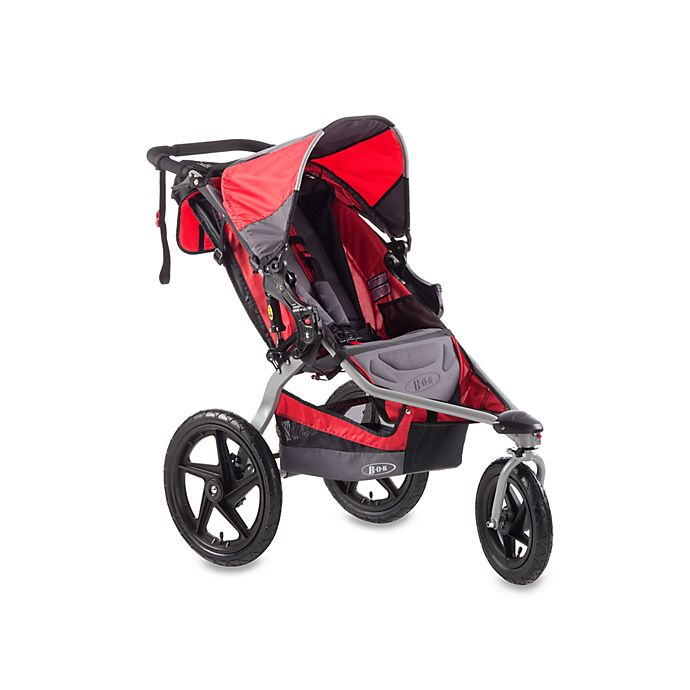 Alternate image 1 for BOB® Stroller Strides Fitness Stroller in Red