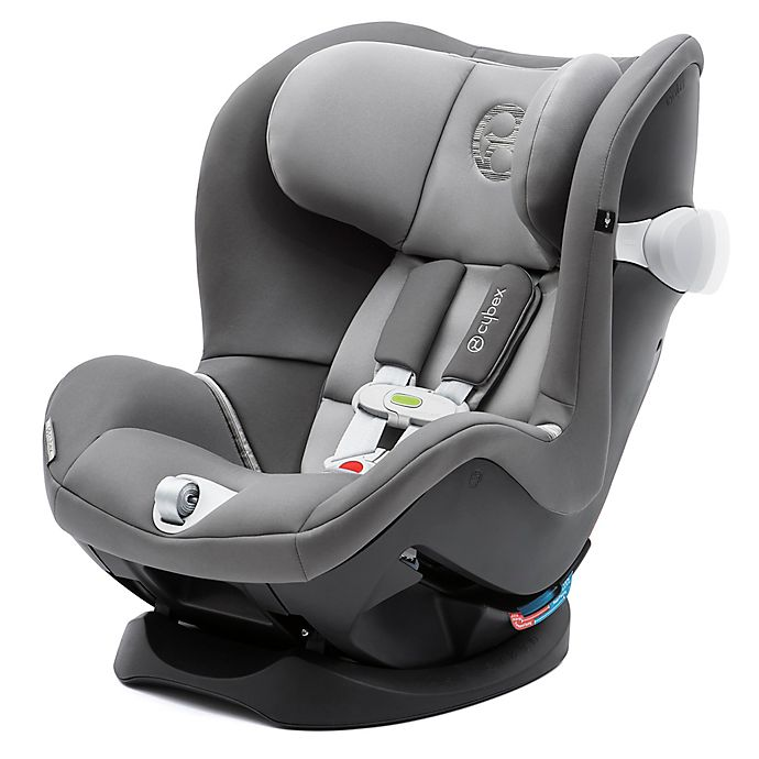 Alternate image 1 for Cybex Sirona M Sensorsafe 2.0 Convertible Car Seat in Manhattan Grey