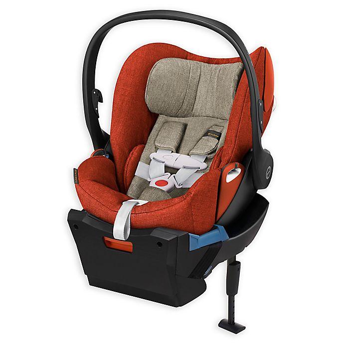 Alternate image 1 for Cybex Platinum Cloud Q Plus Infant Car Seat