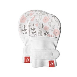 goumikids Size 0-3M Enchanted Garden Mitts