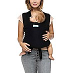 Moby® Wrap Fit Baby Carrier in Black