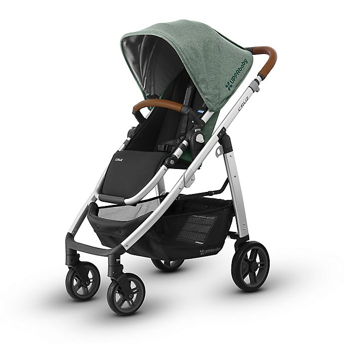 Alternate image 1 for UPPAbaby® CRUZ Stroller in Emmet
