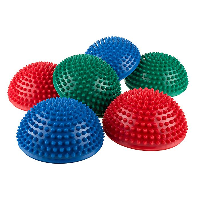 Alternate image 1 for Hey! Play! 6-Piece Balance Pods Sets