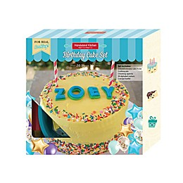 Handstand Kitchen 30-Piece Birthday Cake Making Set