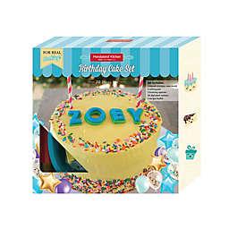Handstand Kitchen 30-Piece Birthday Cake Making Set
