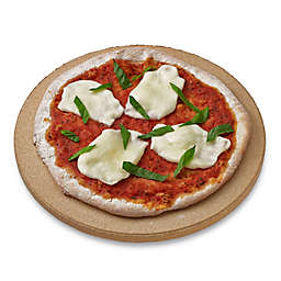 Honey-Can-Do® 10.5-Inch Personal Size Round Pizza Stone
