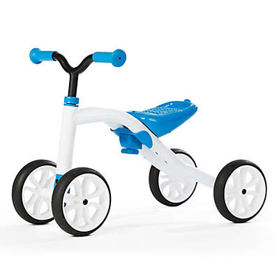 Chillafish® Quadie Grow-with-Me 4-Wheeler Ride-On in Blue