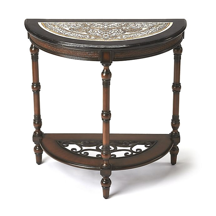 Alternate image 1 for Butler Specialty Company Fabiola Demilune Console Table