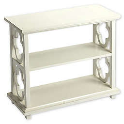 Butler Specialty Company Paloma Book Case In White