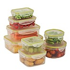 Honey-Can-Do® 16-Piece Locking Food Container Set