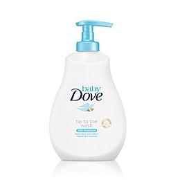 Baby Dove® 13 fl. oz. Tip to Toe Wash in Rich Moisture