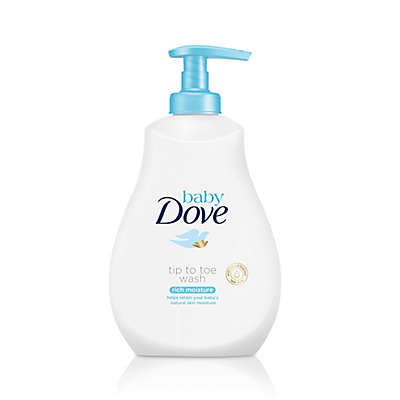 Baby Dove® 13 fl. oz. Tip to Toe Wash in Rich Moisture
