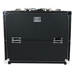 Soho Large Train Case in Black