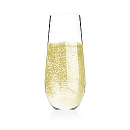 Olivia & Oliver™ Madison Stemless Champagne Flutes (Set of 4)