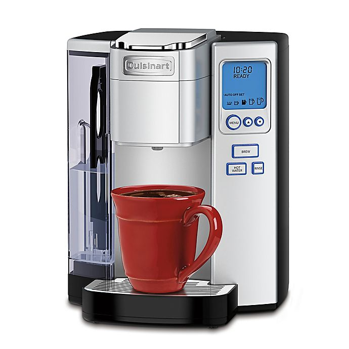 Alternate image 1 for Cuisinart® Premium Single Serve Brewer