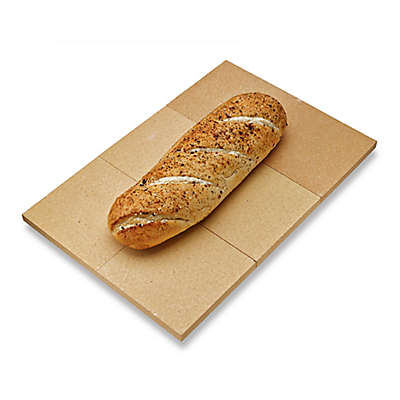 Honey-Can-Do® Old Stone Oven Baking Tiles (Set of 6)