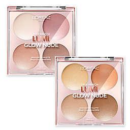L'Oréal® Paris True Match Lumi Glow Nude Highlighter Palette Collection