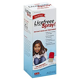 LiceFreee 6 fl. oz. Instant Spray Head Lice Treatment