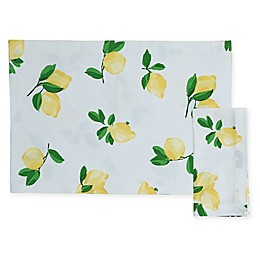 kate spade new york Make Lemonade Placemat and Napkin