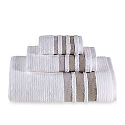 The Royal Company Fashion Value Crinkle Cord Hand Towel in Sand