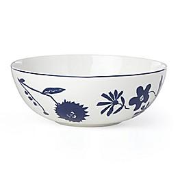 kate spade new york Spring Street™ Cobalt Serving Bowl