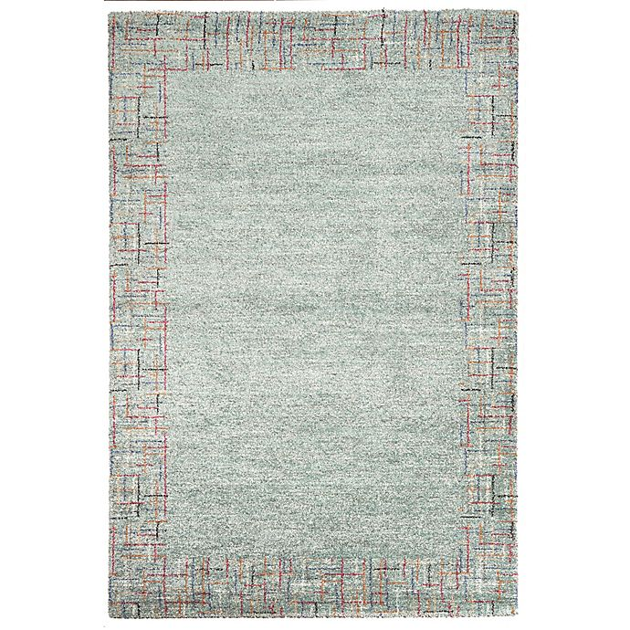 Alternate image 1 for Dynamic Rugs Mehari East Side 2' x 3'11 Accent Rug in Teal