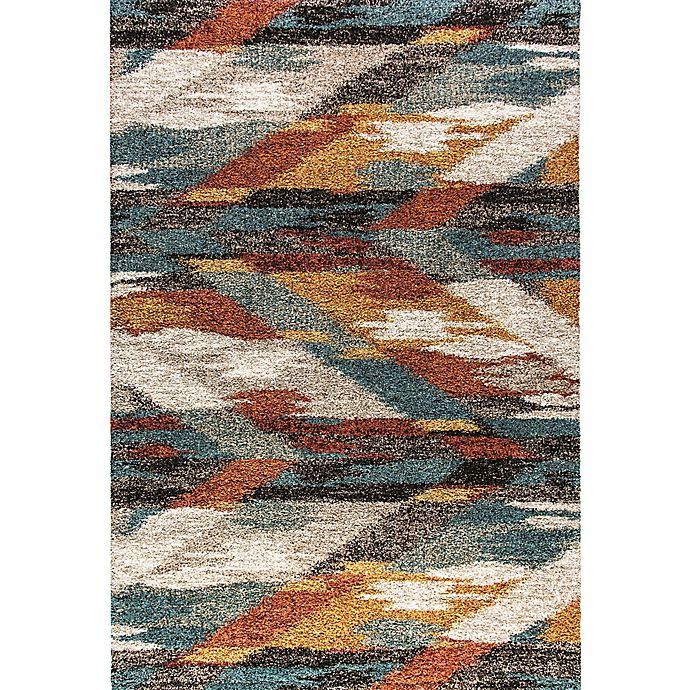 Alternate image 1 for Dynamic Rugs Mehari Times Square 5'3 x 7'7 Multicolor Area Rug