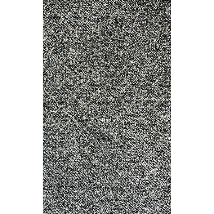 Alternate image 1 for Dynamic Rugs Zest 8' x 11' Area Rug in Charcoal/Grey