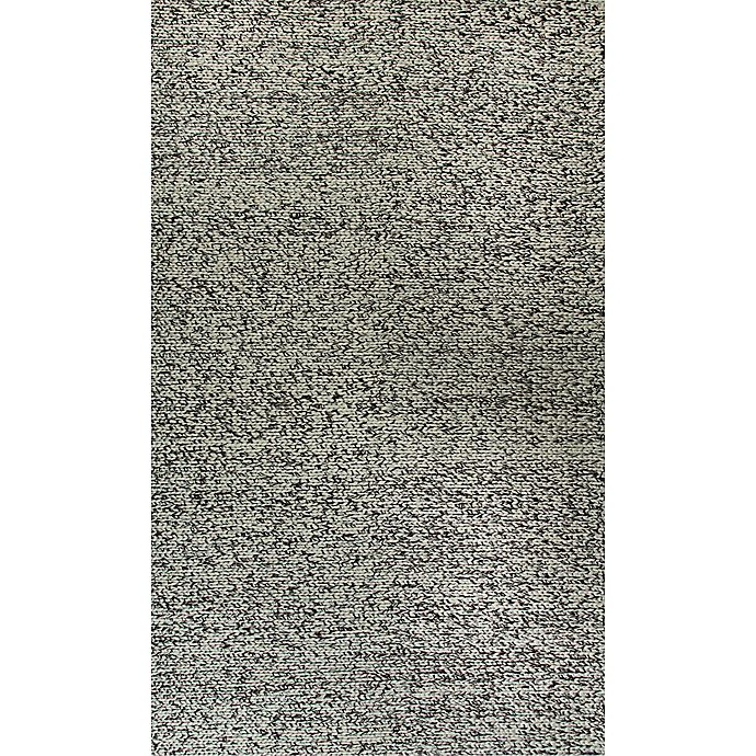 Alternate image 1 for Dynamic Rugs Zest London 2' x 4' Accent Rug in Charcoal/Grey