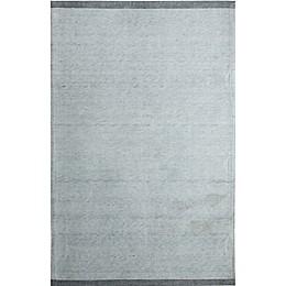 Dynamic Rugs Summit Aldrich Flat-Weave Area Rug in Silver/Grey