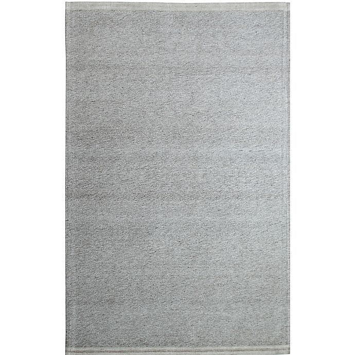 Alternate image 1 for Dynamic Rugs Summit Bradford Flat-Weave Area Rug in Ivory/Silver