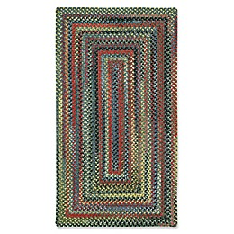 Capel Rugs High Rock Braided Area Rug