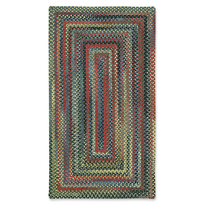 Alternate image 1 for Capel Rugs High Rock Braided Area Rug