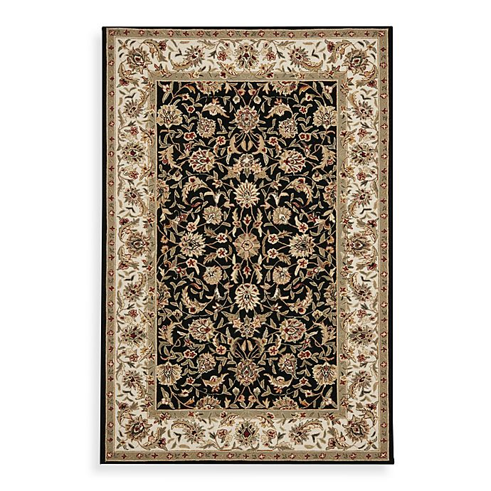 Alternate image 1 for Safavieh Chelsea Collection Wool Accent Rugs in Black